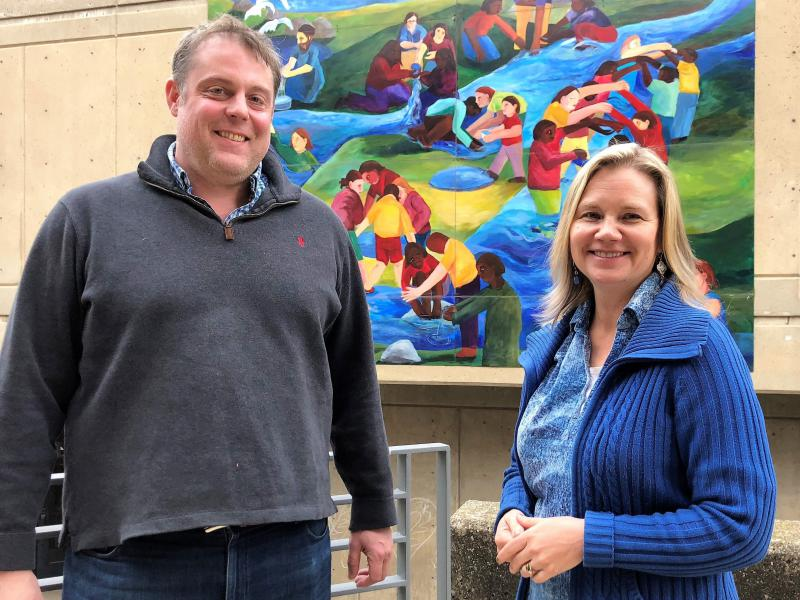 Case Western Reserve University researchers Tony Jack and Julie Exline study the spiritual mind from different vantage points, but both see the value of exploring the unanswerable.