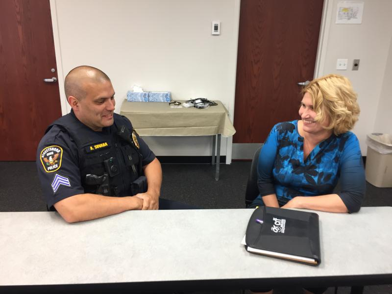 Preparing Police To Respond To Mental Health Crises Wksu