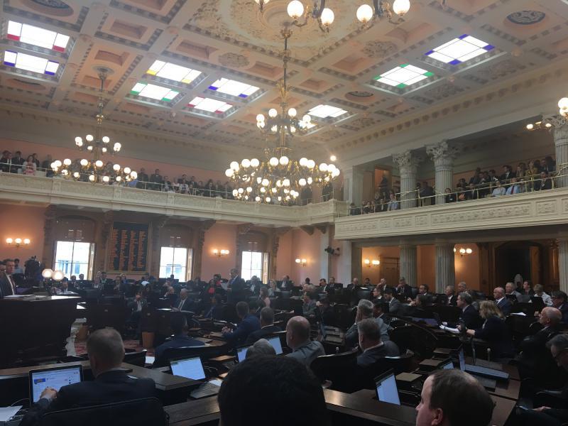 photo of Ohio Legislature