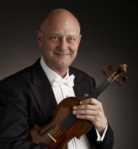 photo of William Preucil
