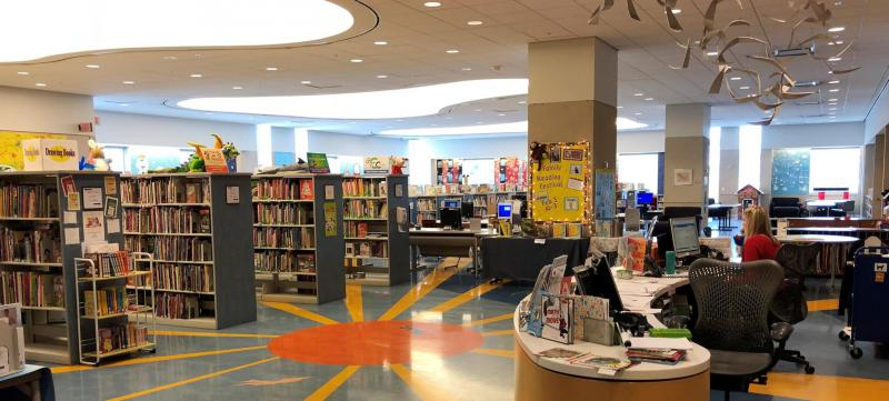 Children's Library, Akron