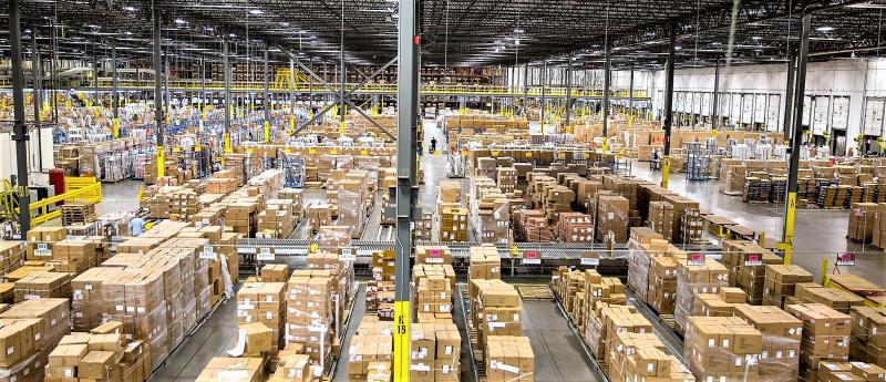 Distribution Center, Brownsburg, IN