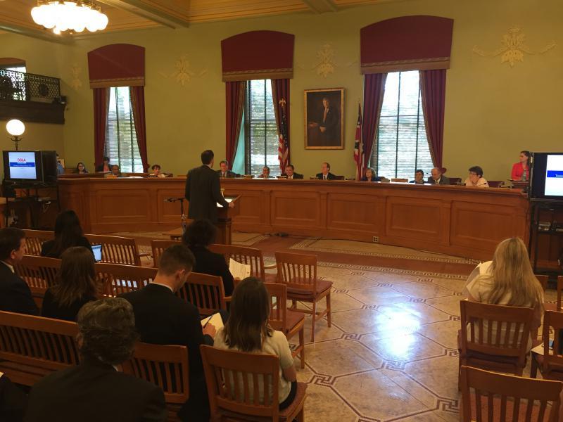 photo of Senate Finance Committee