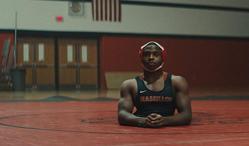 """""""Zion"""" chronicles Zion Clark's journey from foster care to the Massillon High School wrestling team."""