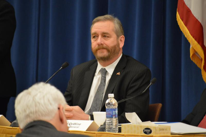 Ohio auditor Dave Yost, who is a candidate for state attorney general, is critical of the state's medical marijuana program.