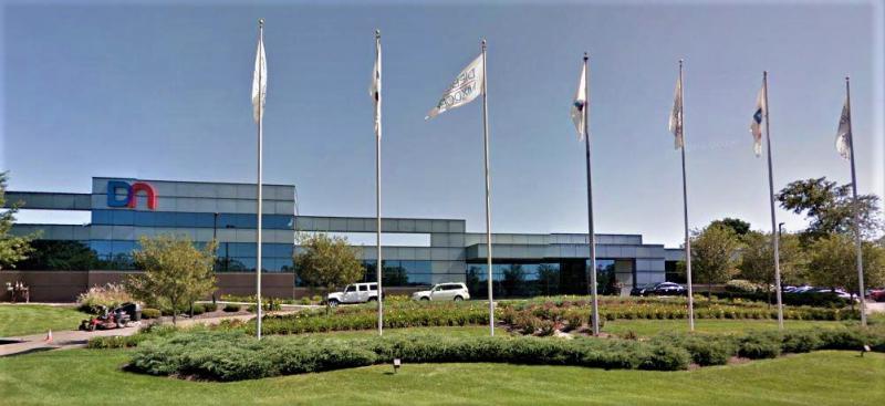 Headquarters building, Diebold Nixdorf