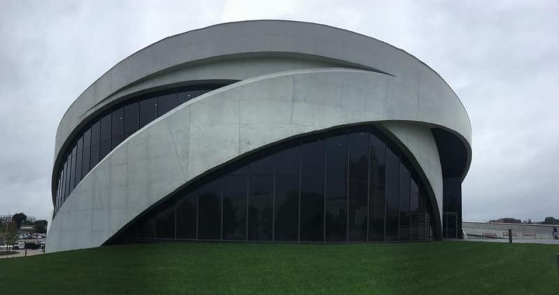The National Veterans Memorial and Museum opens in Columbus Oct. 27.