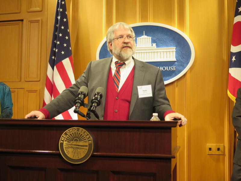 Ohio superintendent of public instruction Paolo DeMaria