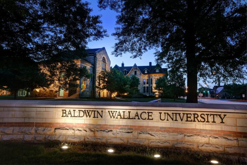 Baldwin Wallace Univsersity in Berea conducted the poll