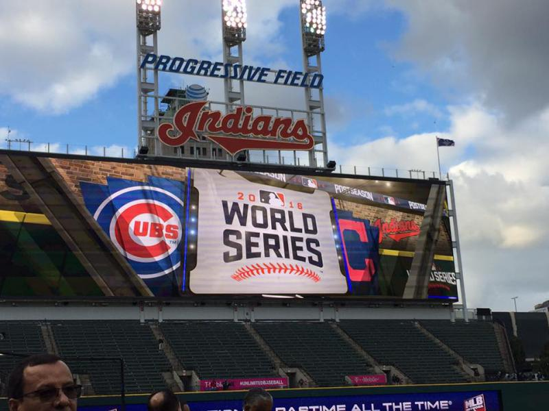 The Indians are hoping to channel their improbable 2016 World Series run