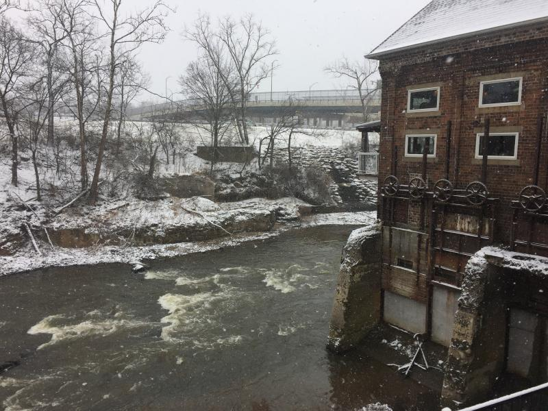 photo of LeFever Dam