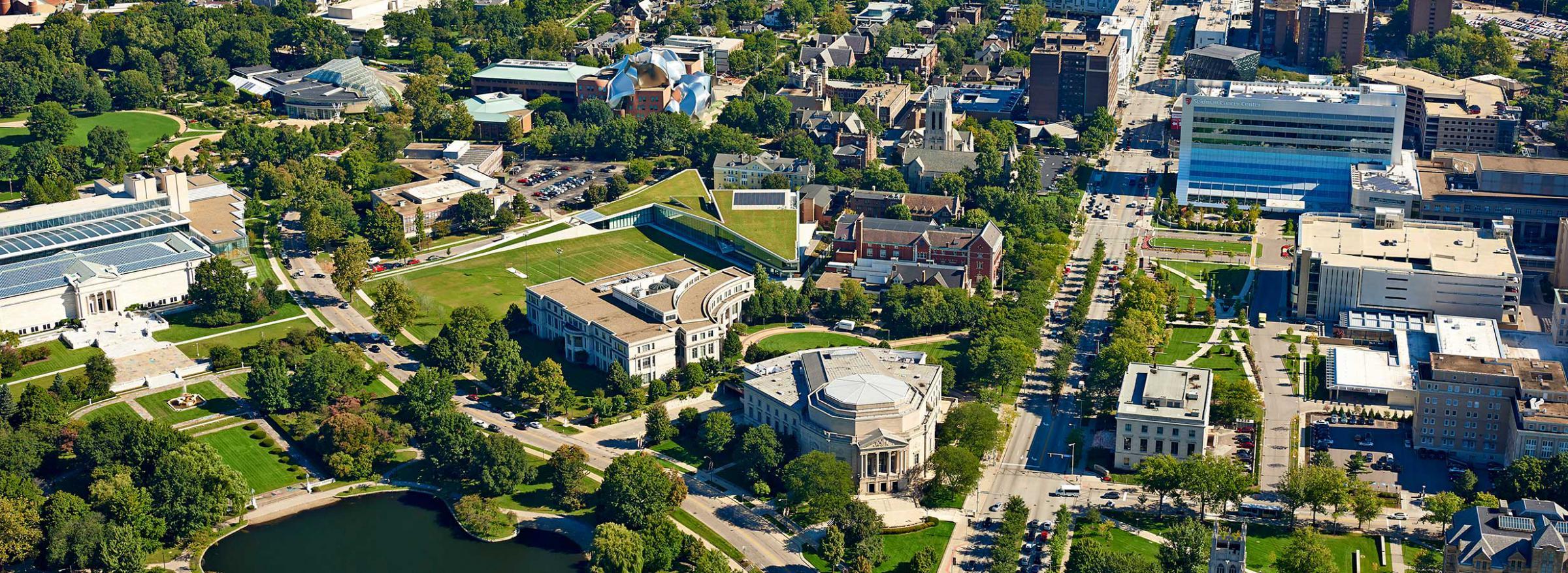 Case Western Reserve University Gets a Microscope Developed
