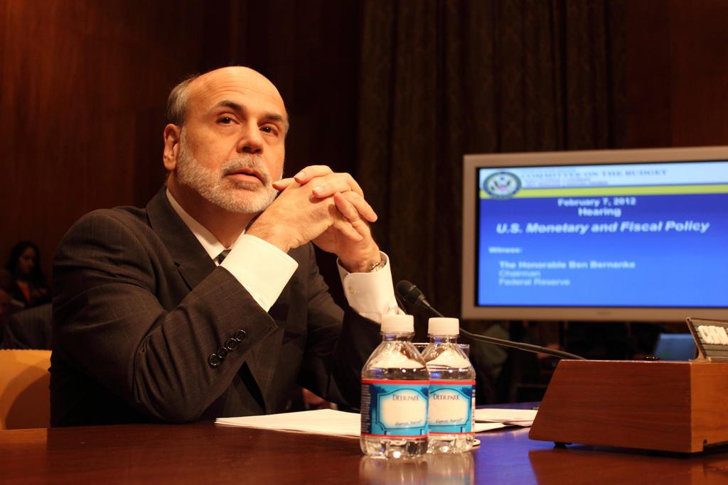 Former Fed Chairman Bernanke to Speak at USI in Evansville