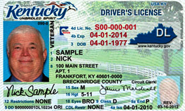 Wku Law Comply Kentucky Licenses New Radio With Public Offer Driver's To