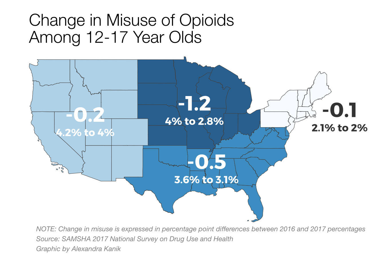 Amid Opioid Epidemic States Experiment >> The New Dare Schools Aim To Stop Next Generation Of Opioid Crisis