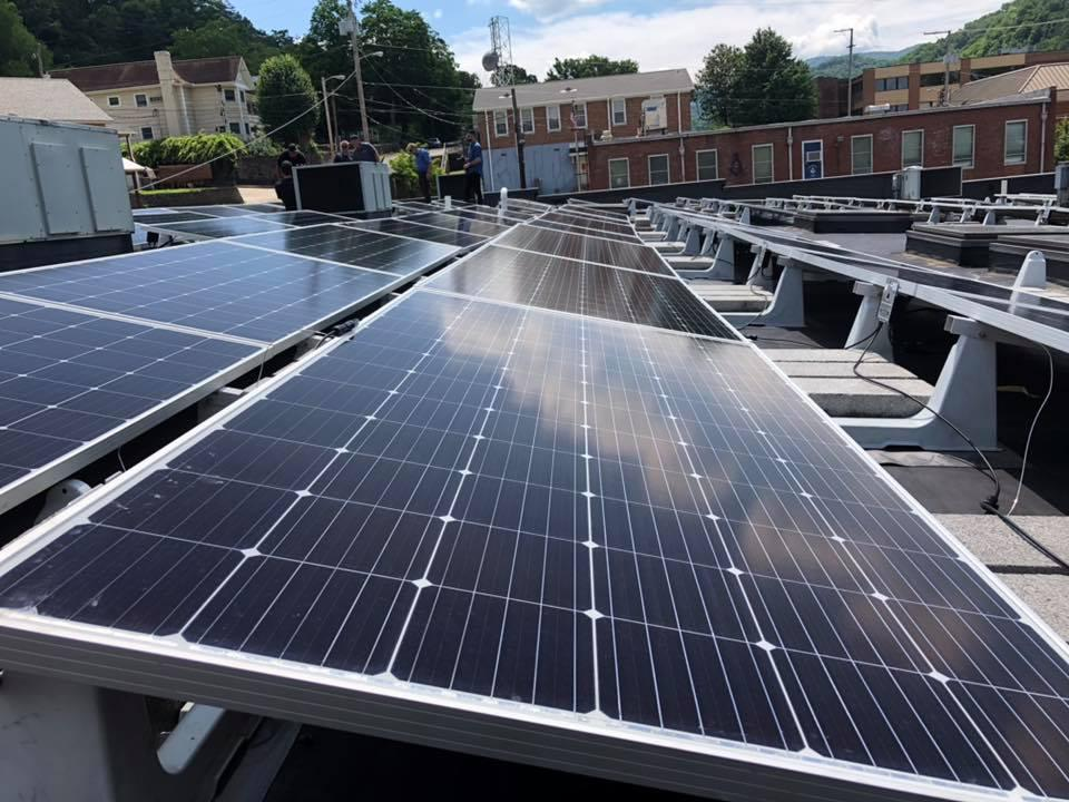 My Cold Kentucky Home: Coal Country Turning To Solar As Heating And