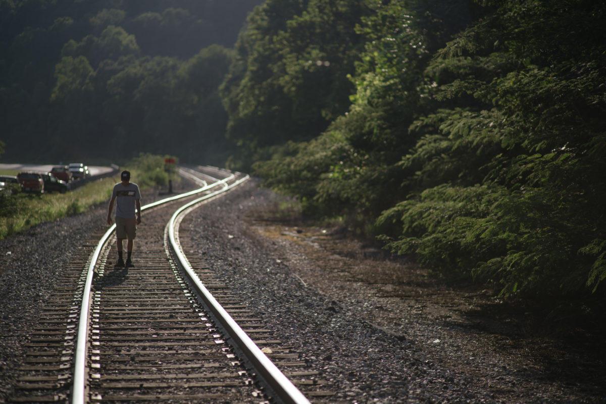 PHOTOS: Blackjewel Miners Continue Blocking Railroad In