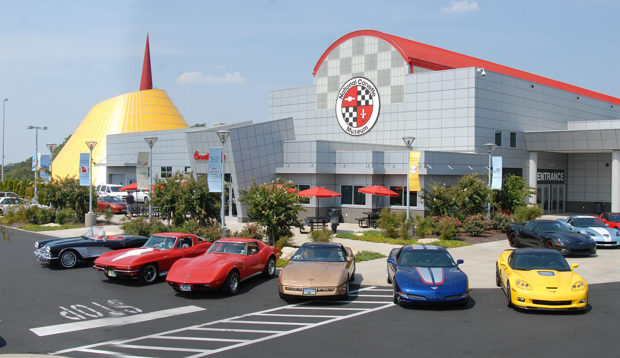 National Corvette Museum >> National Corvette Museum Primed For Growth In 2020 Wku