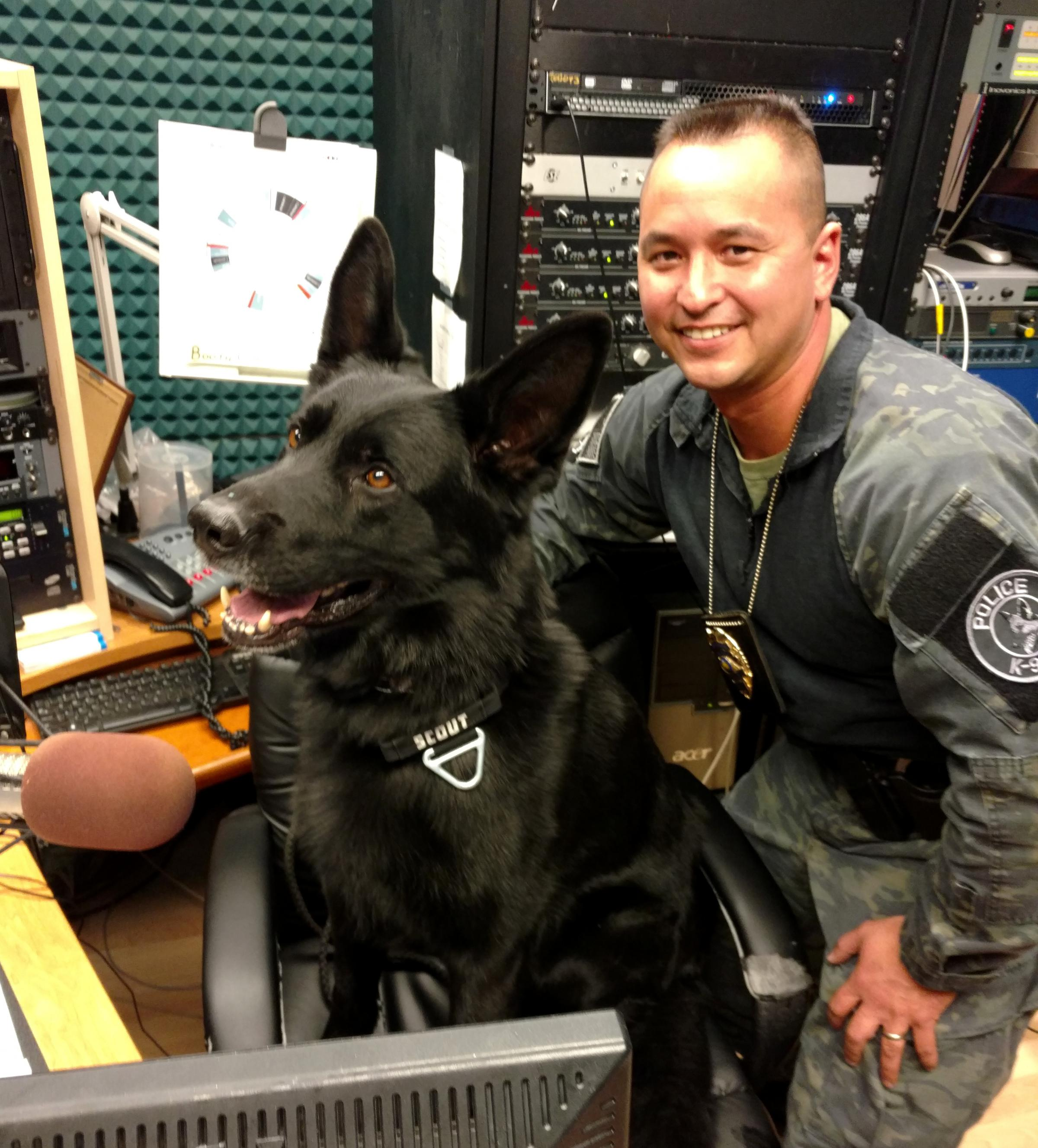 Hobart Police K9 Unit Benefits from Comedy | Lakeshore