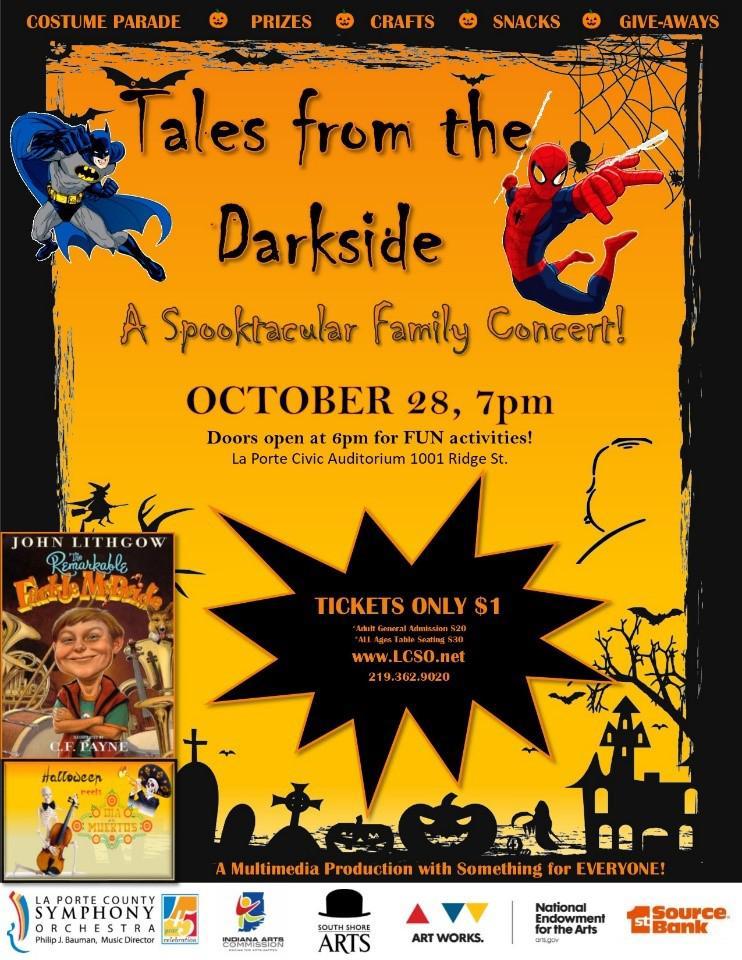 Eye on the Arts, October 23, 2017   Lakeshore Public Radio
