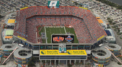 Stadium Story An Open Letter To The Miami Dolphins Wlrn