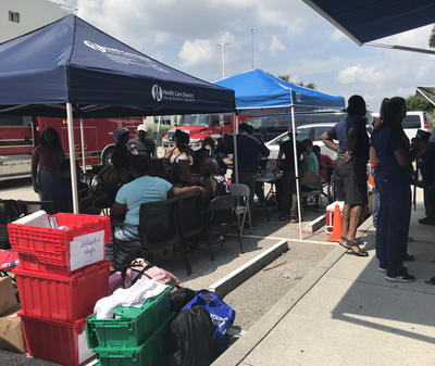 There's No Normal There:' Bahamians Arrive In South Florida