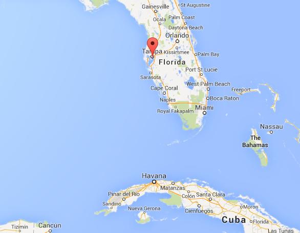 Earthquake Off Cuba's Coast Felt In Key West, Residents Not ... on new spain florida map, cuba standard of living, cuba money, cuba trucks, seychelles florida map, haiti florida map, lebanon florida map, cuba playas, north carolina florida map, costa rica florida map, cuba capital, dominican republic florida map, cuba beach, cuba men,