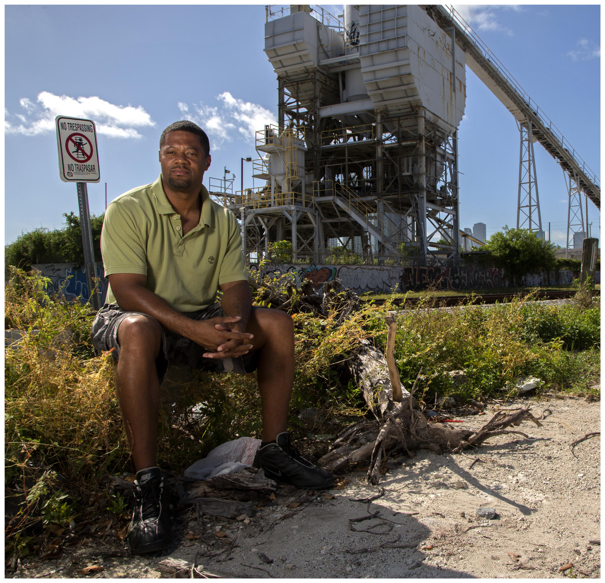 Overtown Rail Crossing Is Hotspot For Arrests, But Most Are