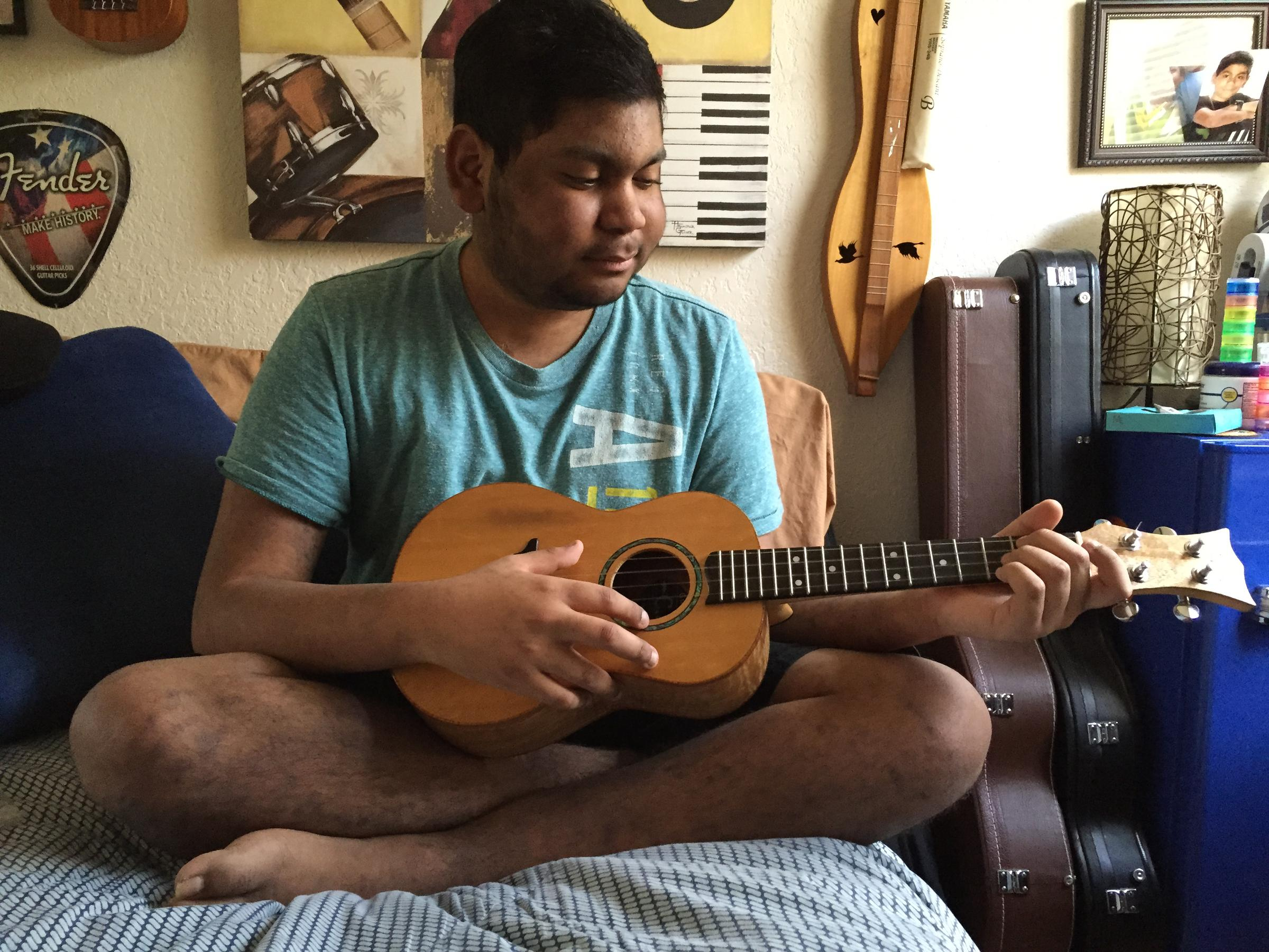The Unexpected Healing Power Of The Ukulele | WLRN