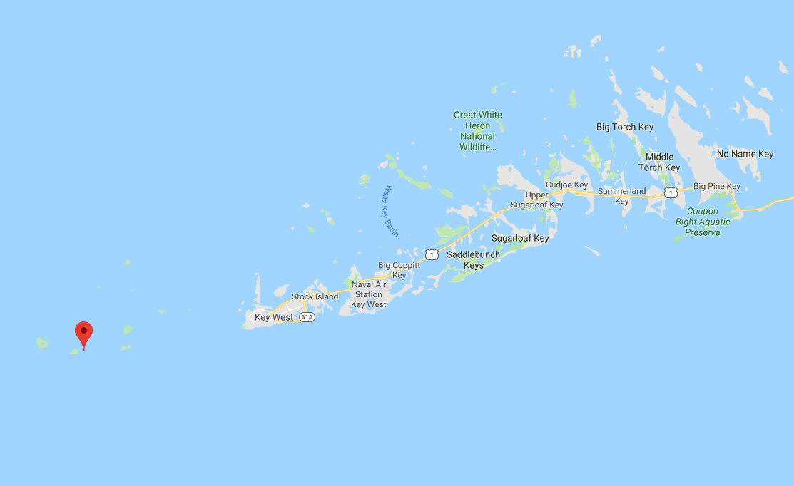 Island To Become Research Station In Key West Refuge ... on siesta key map, monroe county map, hawaii map, boston map, chicago map, fl keys map, freeport bahamas map, new york city map, big coppitt key map, grand cayman map, marathon keys map, tampa map, palm beach county map, orlando map, georgia map, texas map, broward county map, florida map, california map, cape kennedy map,