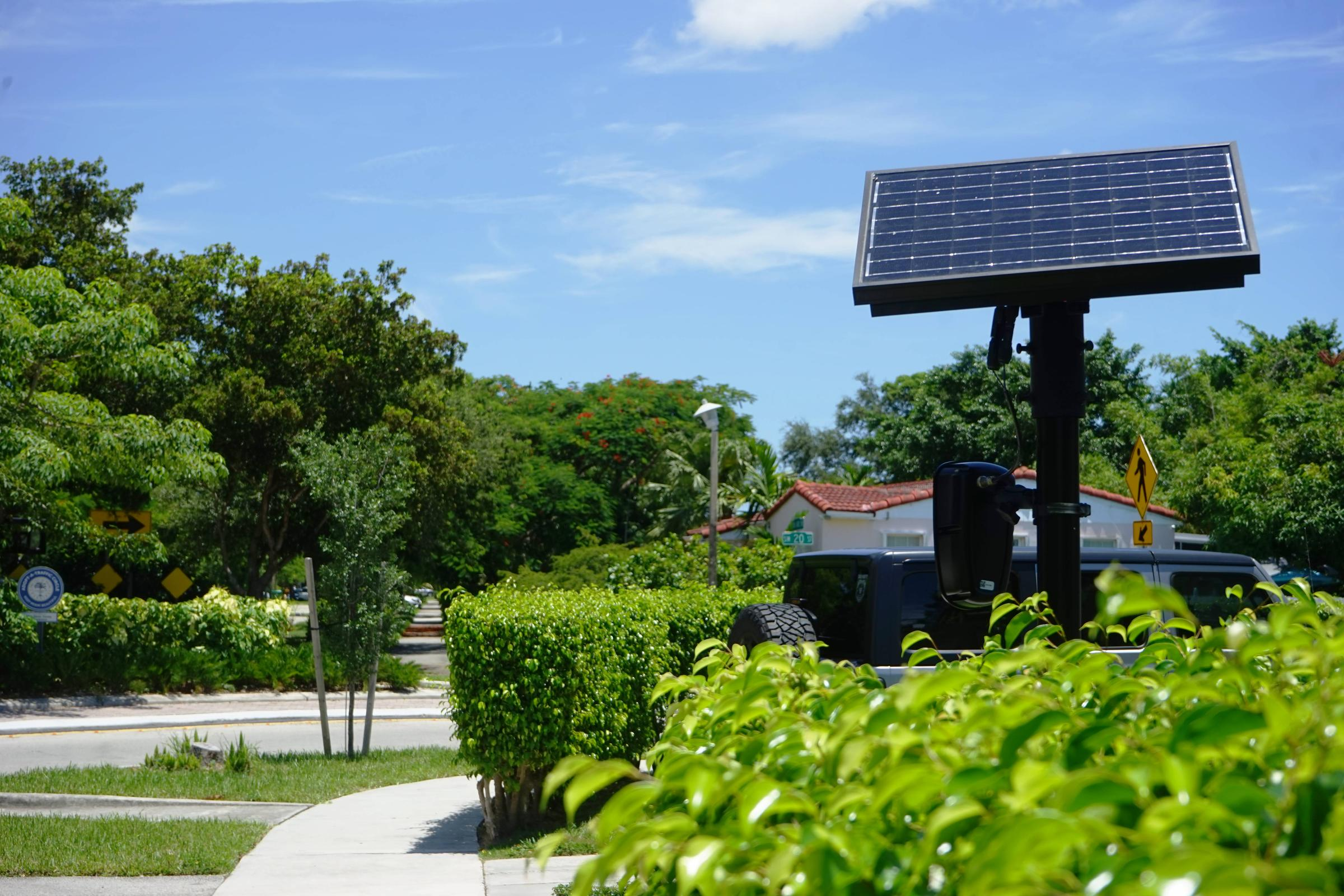 A Miami Neighborhood Divided Over Unregulated Surveillance