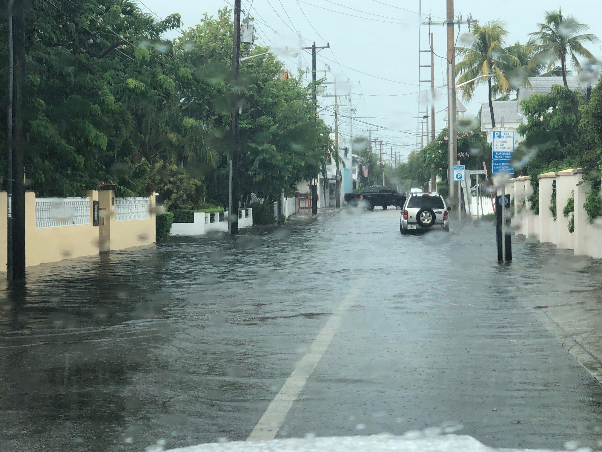 Palm Beach County Lifts Evacuation Orders, FPL Working To