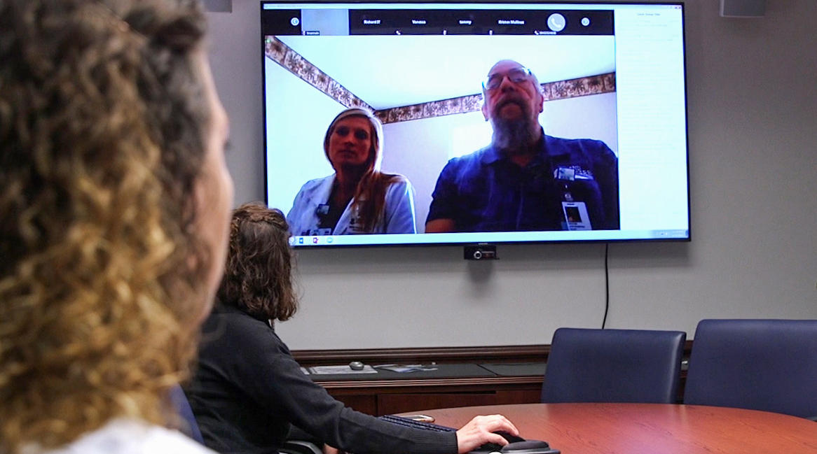 Virtual Healthcare Model Supports Primary Care Doctor in