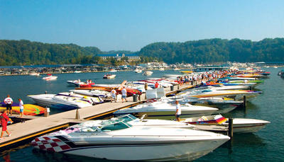 marinas on lake cumberland