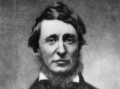 The Readers Notebook Henry David Thoreau Wmky