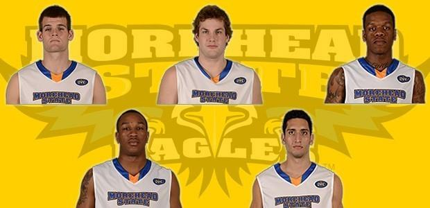 Five Basketball Eagles Collect Academic Honors   WMKY