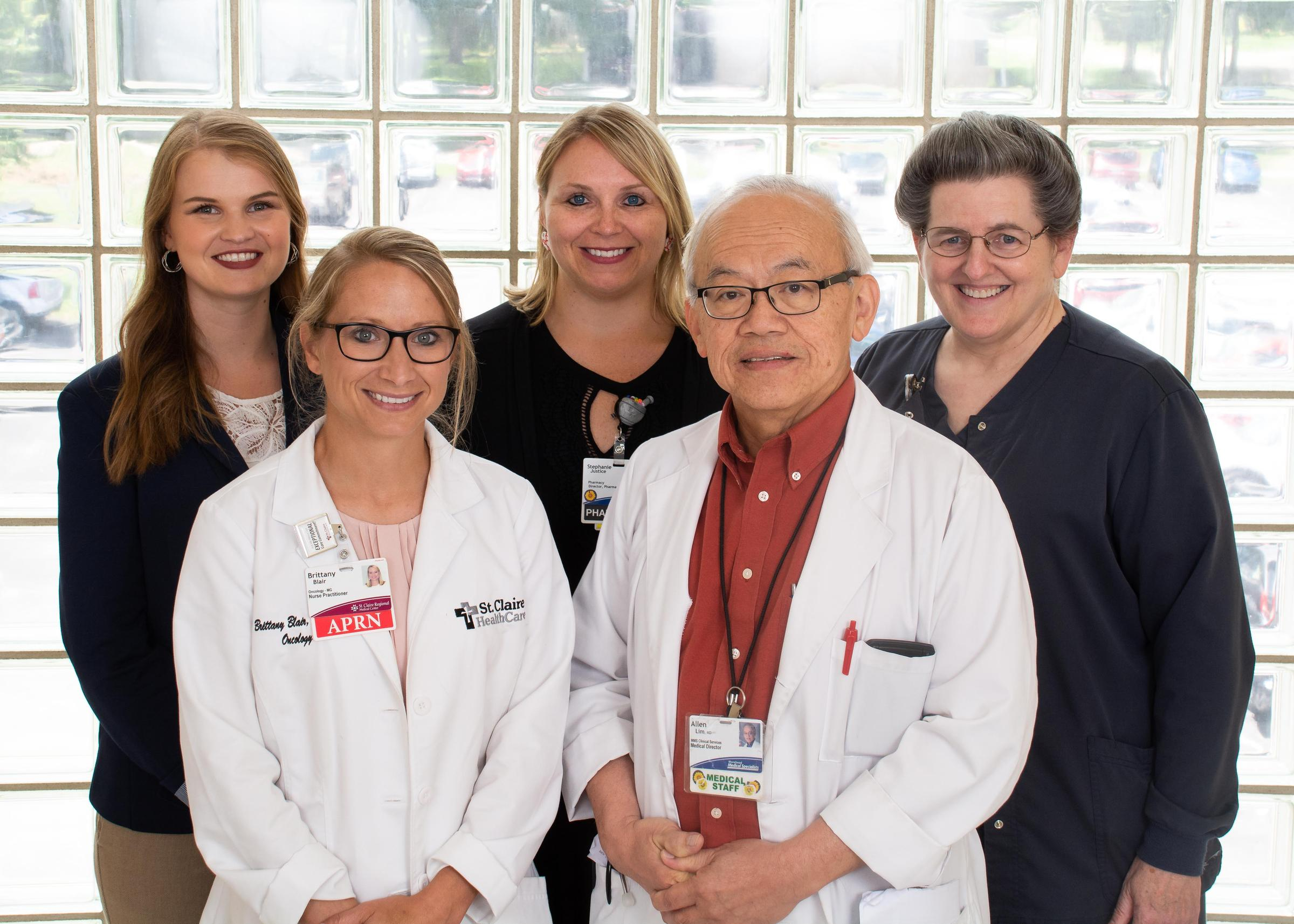 St  Claire HealthCare participating in study to lower risk