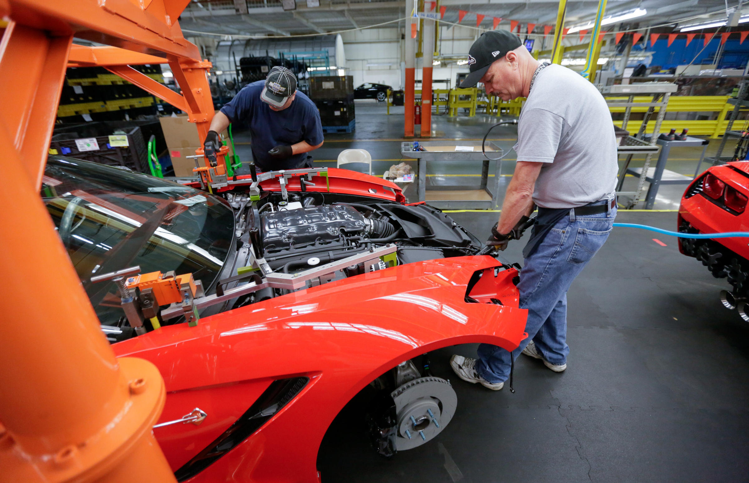 GM Bowling Green Corvette Assembly Plant to Add 400-Plus ...