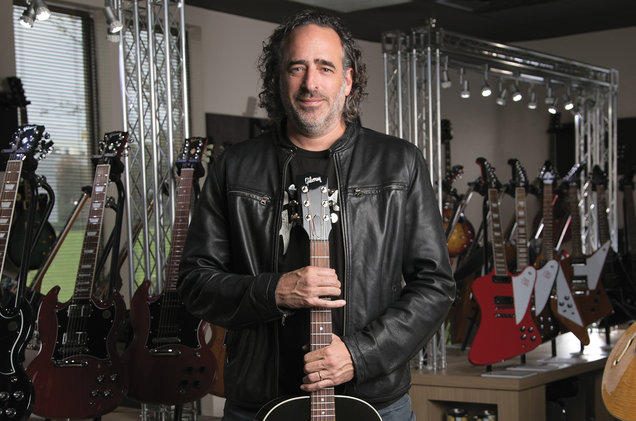 Under New Ownership, Gibson Guitars Invests In A Historic Reboot | WMOT