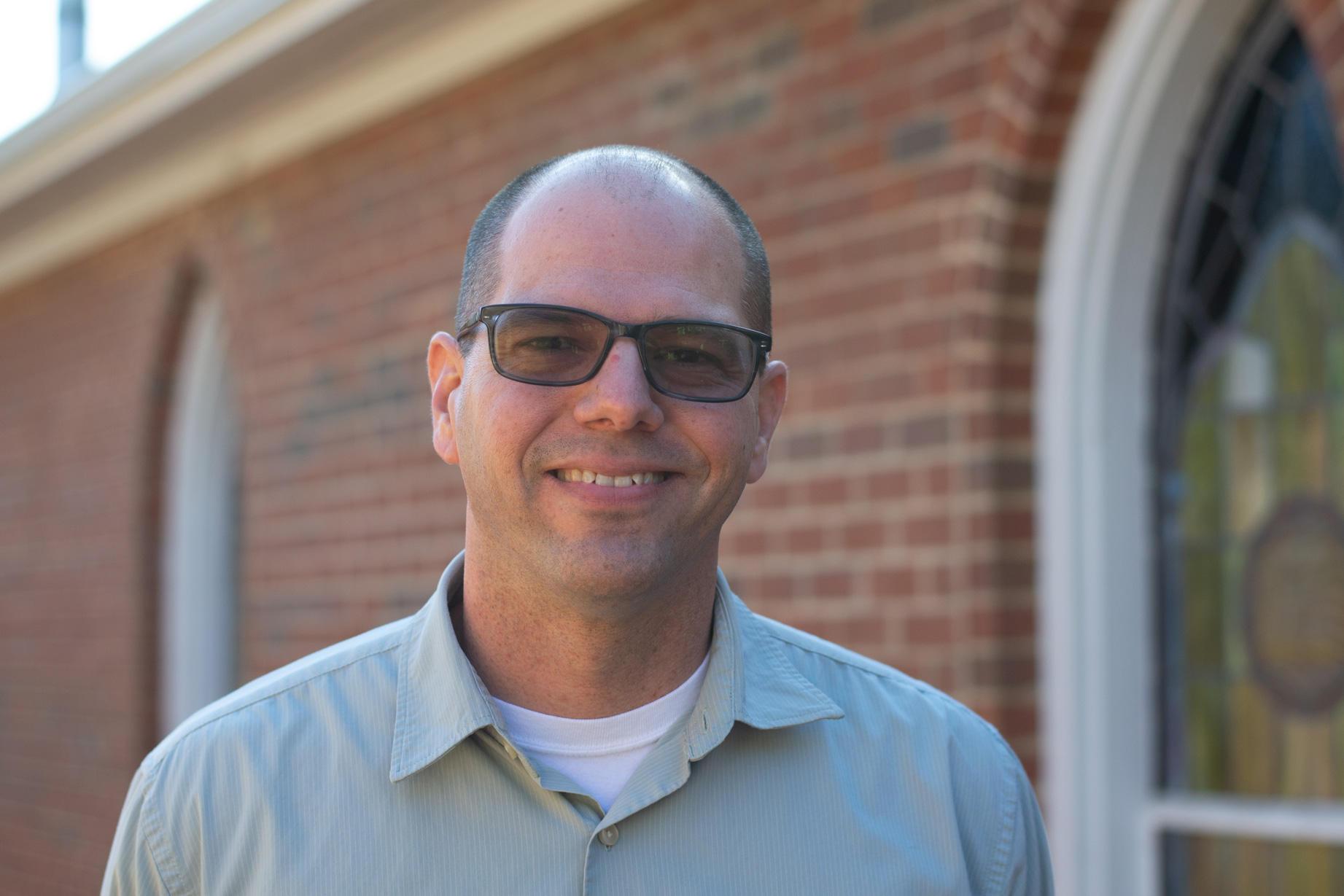 Pastor Joel Robinette