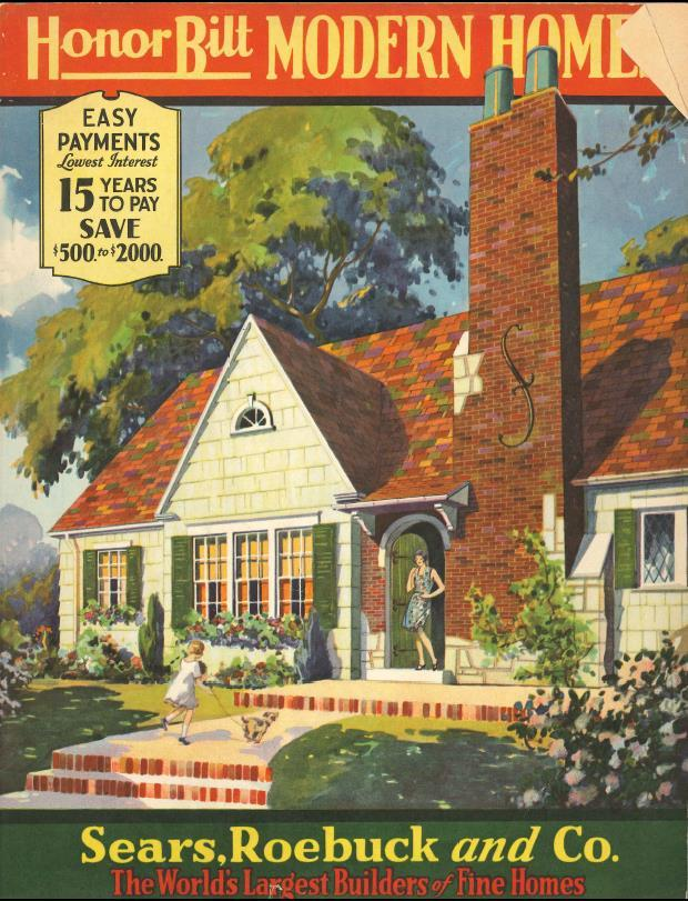 Hunting for Michigan's Mail Order Homes | WMUK
