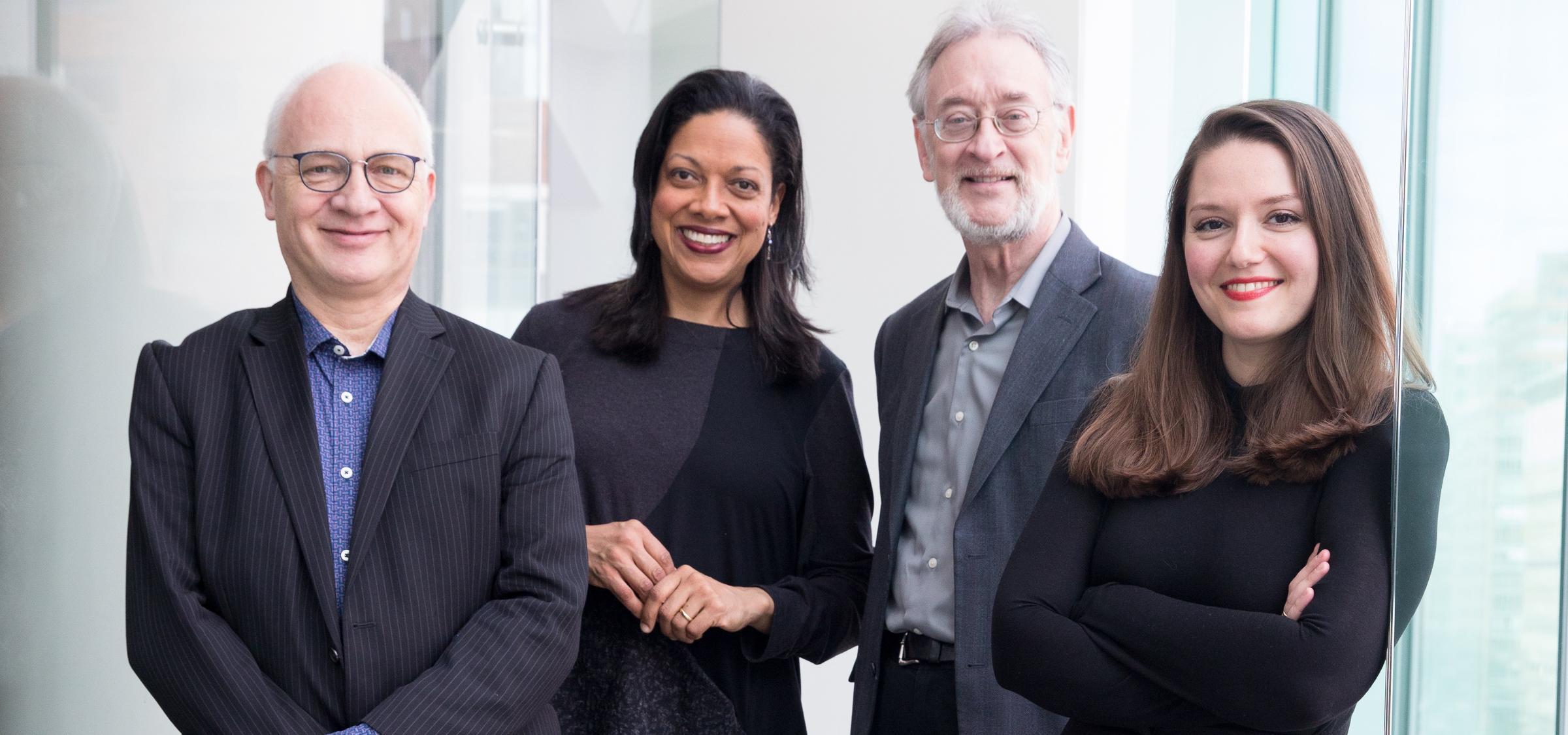 For Love Of Quartets: A Talk with Juilliard First Violinist Areta