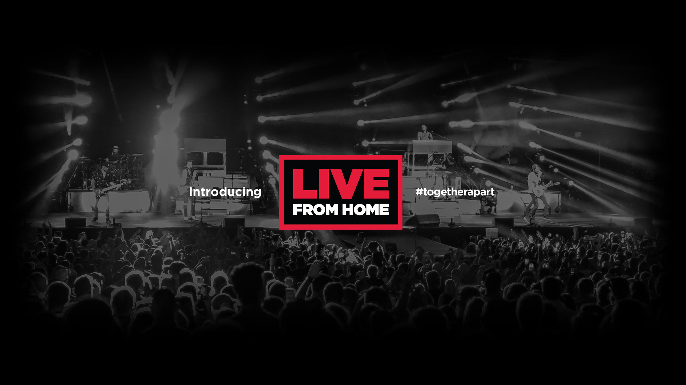 Fantastic News From Our Friends At Live Nation: LIVE FROM HOME - A ...
