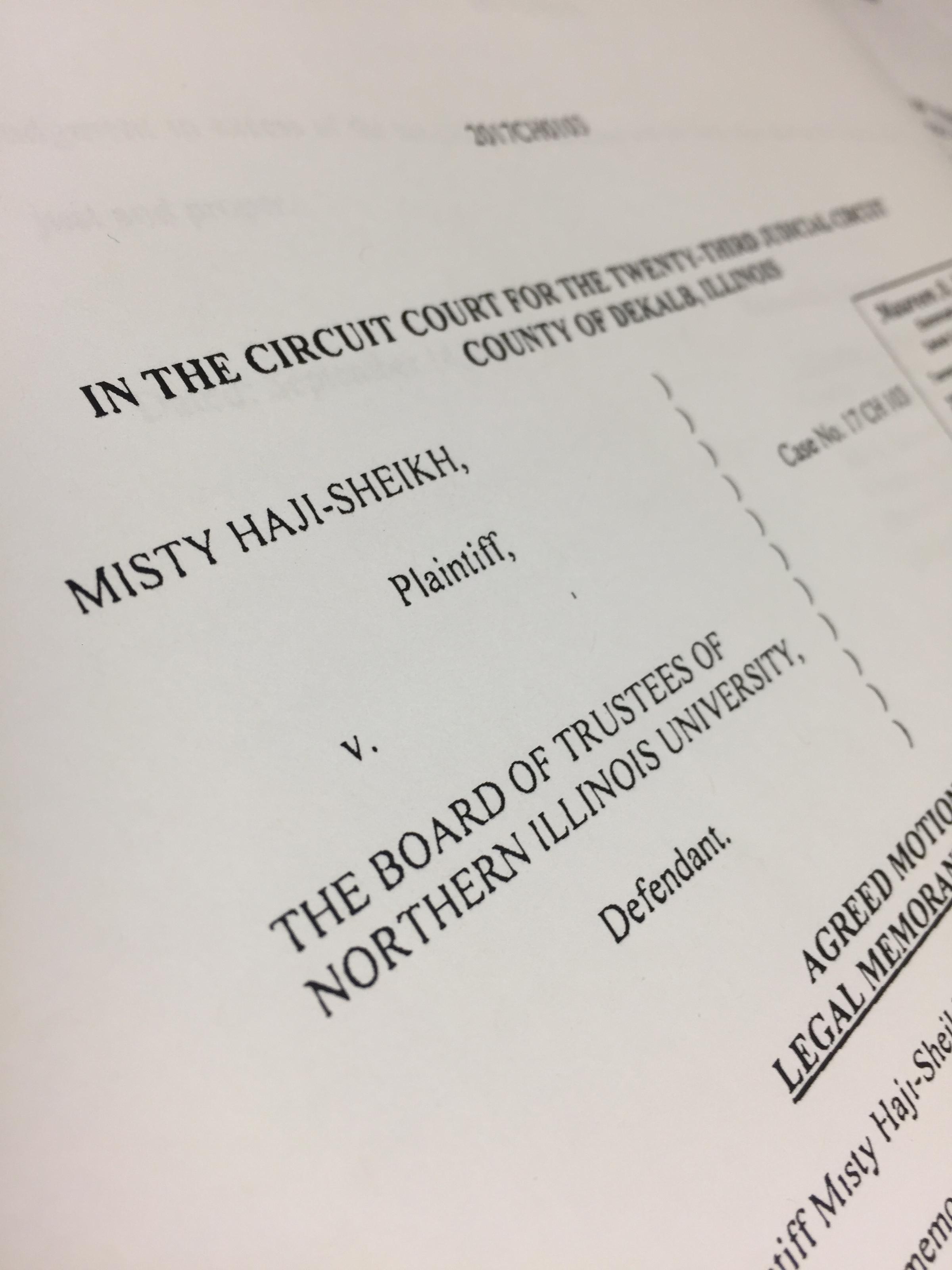 DeKalb County Judge Ruled Haji-Sheikh Entitled To Attorney