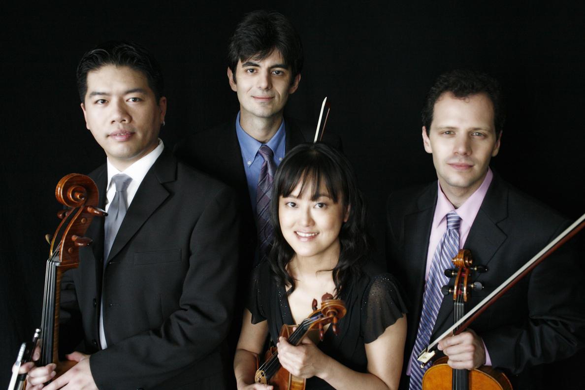 ENCORE! Avalon String Quartet | WNIJ and WNIU