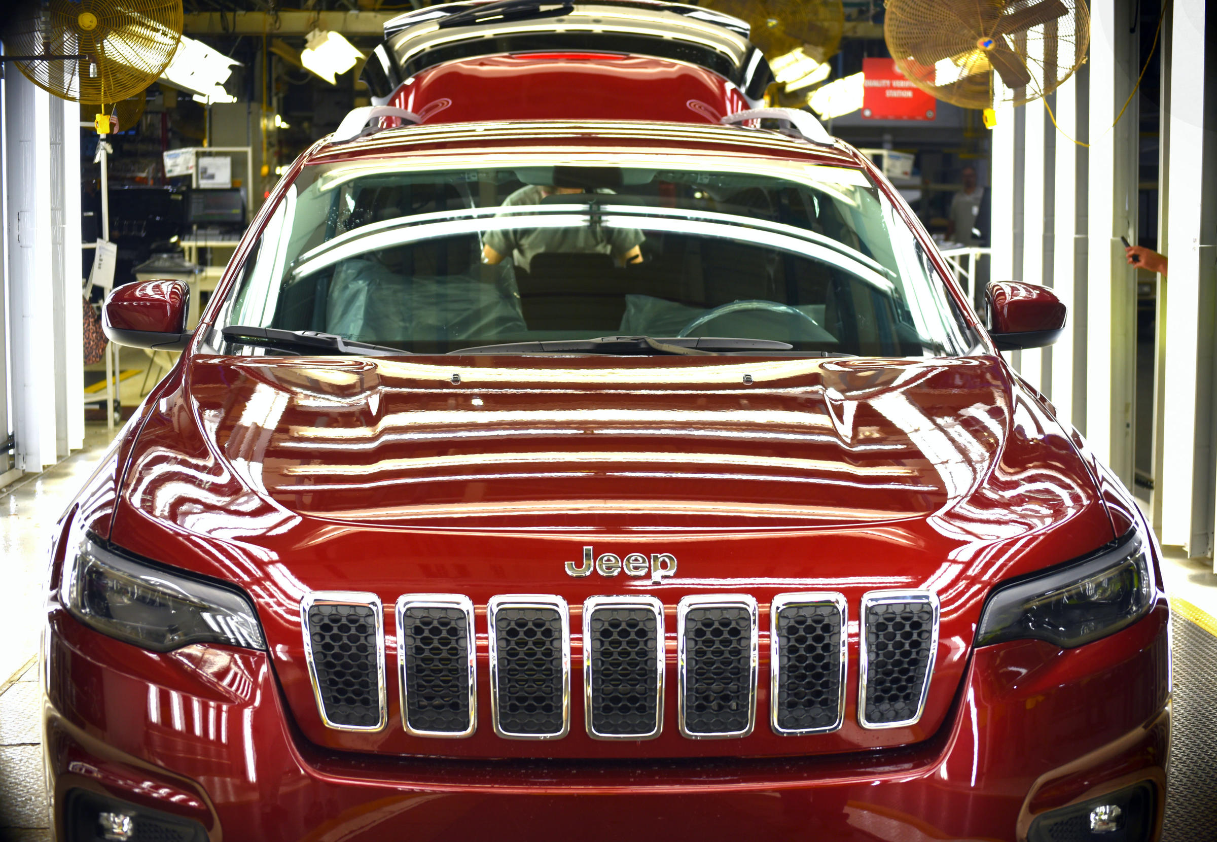 List Of American Cars >> Car Made In Belvidere Tops List Of Most American Cars
