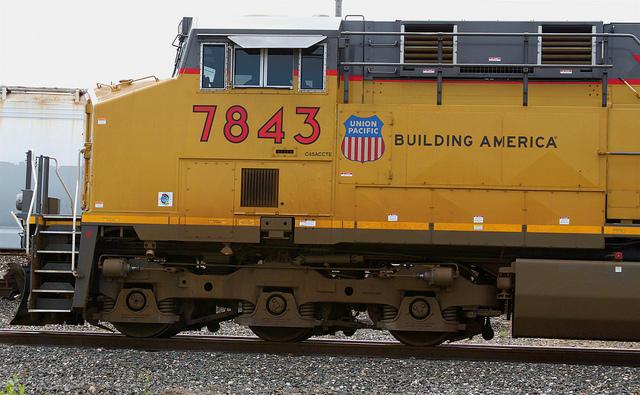 Chicago, Railroad Police Criticized For Using Bait Trucks