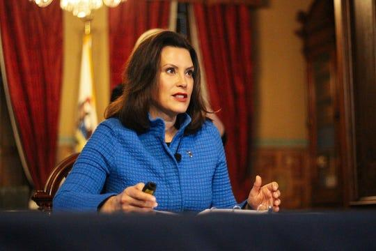 Whitmer Asks for Major Disaster Declaration; Says Michigan 5th Worst Virus State