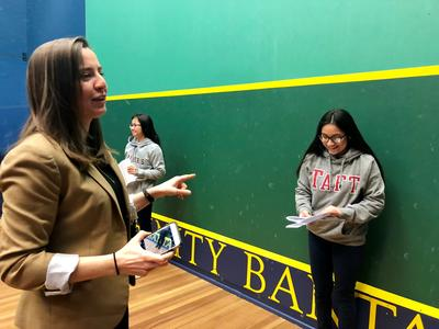 Off To Prep School: Hartford Students Get Scholarships After
