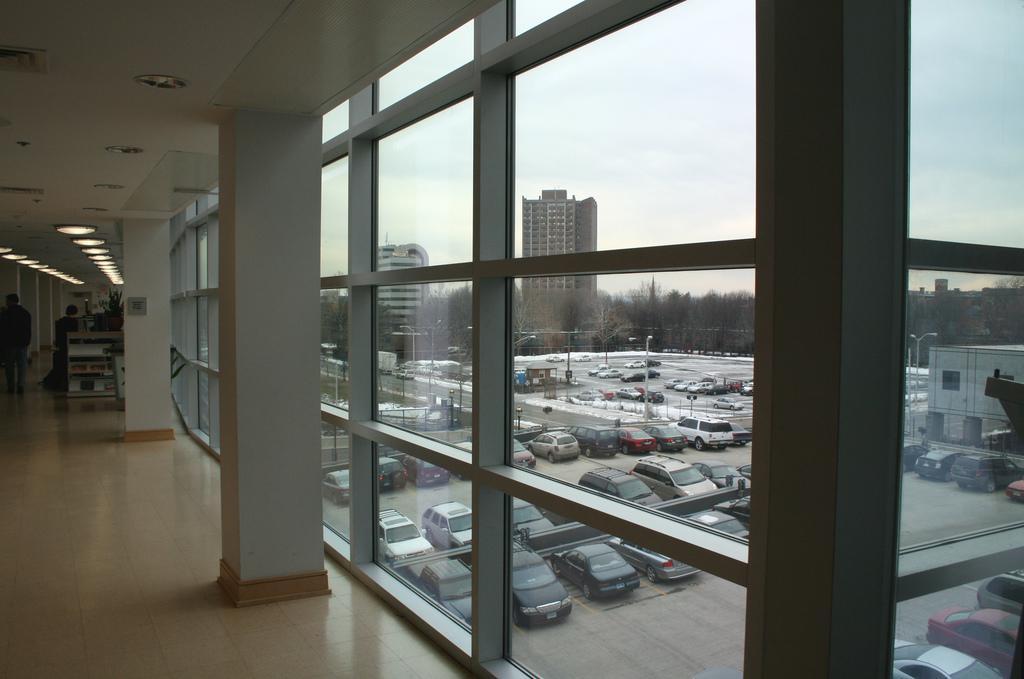 Study Hartford New Haven Hurt By Abundance Of Parking